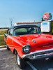 1957 Chevy Gasser (Chad Horwedel) Tags: 1957chevy chevrolet chevy classic car gasser advanceautoparts plainfield illinois