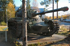 "M48A5 Norwegian  5 • <a style=""font-size:0.8em;"" href=""http://www.flickr.com/photos/81723459@N04/38862104372/"" target=""_blank"">View on Flickr</a>"