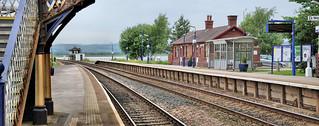 Arnside station (1), 2014
