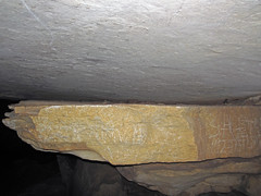 Detached limestone block (Kentucky Avenue, Mammoth Cave, Kentucky, USA) (James St. John) Tags: breakdown detached limestone block rock rocks kentucky avenue grand mammoth cave caves national park