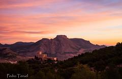 castillo de Vélez Blanco al amanecer (pedrojateruel) Tags: castillo vélez blanco amanecer almería andalucía