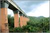 7398 - Mathoor Aqueduct (chandrasekaran a 47 lakhs views Thanks to all) Tags: mathur aqueduc kanyakumari hanging bridge structures water irrigation droughtrelief kamaraj canoneos760d tamronaf18270mmpzd