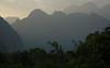 DSC00909 (Dirk Rosseel) Tags: vangvieng view karst mountains laos mekong sunset ngc sony