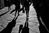 """ Walking "" (pigianca) Tags: italy siena contrast monochrome blackwhite bw biancoenero streetphoto urbanphoto walk leicam82 voigtlanderultron21mmf18"