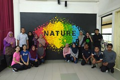 Program Service Learning Outreach Tanjung Piai 19