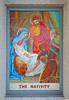 Madonna Queen of the Universe Shrine Mosaic (brooksbos) Tags: brooks brooksbos boston madonna christ nativity mosaic lg g6 lgg6 android smartphone orientheights