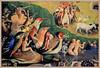 """""""Le jardin des délices, détail"""" et module inspiré du tableau 1460 Jérôme Bosch (1450-1516), Jheronimus Bosch Art Center, S'Hertogenbosch, Brabant-Septentrional, Pays-Bas (claude lina) Tags: claudelina canon paysbas hollande holland nederland brabantseptentrional shertogenbosch boisleduc jérômebosch jheronimusboschartcenter peinture painting oeuvre tableau lejardindesdélices"""