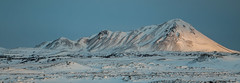 Wintermountain (joningic) Tags: mountains mountain mývatn mývatnssveit december hlíðarfjall snow sun landscape light iceland winter 2017