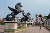 Getsemani, Cartagena, Colombia (Sekitar) Tags: colombia southamerica south america amerika latin getsemani cartagena statue sculpture historic