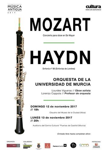 Musica Antigua Mozart Haydn