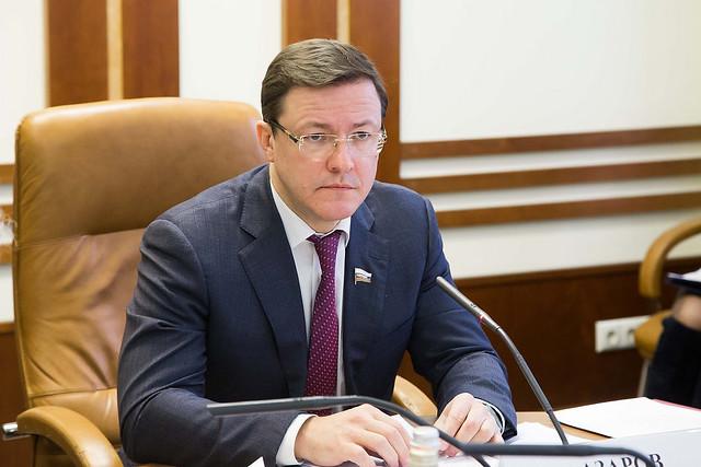 Сегодня вСызрани ожидают свизитом руководителя региона Дмитрия Азарова