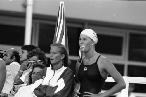 344 Swimming EM 1991 Athens