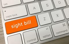 Sight Bill Key (CreditDebitPro) Tags: sight bill keyboard button