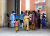 Jaipur 4 (rokobilbo) Tags: jaipur india street people color everyday group city children