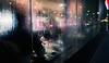 Heartwarming Dinner (Camille Marotte) Tags: 2017 leica paris night street streetphotography leicaq camillemarotte bokeh contrast dark light urban city people couple girl woman dinner portrait shadow vapor heat silhouette blur perspective onepoint
