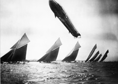 henry cord meyer image (San Diego Air & Space Museum Archives) Tags: lz11 viktorialuise airship delag kielerwocheregatta