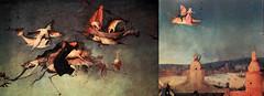 """""""La tentation de Saint-Antoine, détails"""" 1495 Jérôme Bosch (1450-1516), Jheronimus Bosch Art Center, S'Hertogenbosch, Brabant-Septentrional, Pays-Bas (claude lina) Tags: claudelina canon paysbas hollande holland nederland brabantseptentrional shertogenbosch boisleduc jérômebosch jheronimusboschartcenter peinture painting oeuvre tableau latentationdesaintantoine"""