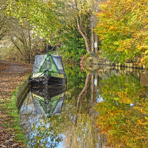 Leeds and Liverpool Canal, Riddesden