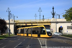 BKK 2214 (Davuz95) Tags: tram budapest streetcar heritage line th dh bkk ganz caf hev