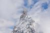 Misty mountain (aklimov7) Tags: nature landscape clouds montebianco
