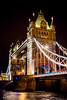 Tower Bridge In London Illuminated At Night (Peter Greenway) Tags: architecture neon southbank flickr londonatnight riverthames nightphotography lighttrails london landmark towerbridge lighttrace city lighttrail urban capitalcity night illuminated bridge thames iconic famous nighttime nightlights