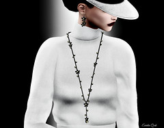 Wild Child (Eurídice Qork) Tags: model fashion face fashionist jewelry jewels chopzuey classic classy chic sexy secondlife sl soul photoshop portrait ps people