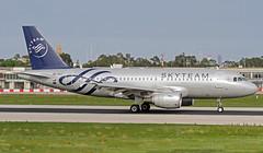 OK-PET LMML 04-11-2017 (Burmarrad (Mark) Camenzuli) Tags: airline csa czech airlines aircraft airbus a319112 registration okpet cn 4258 lmml 04112017