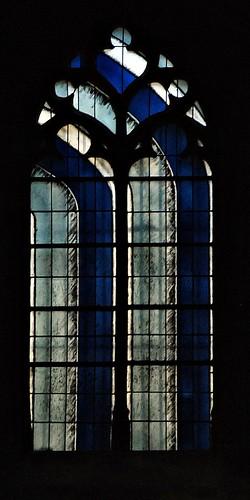 10 - Reims - Eglise Saint Jacques - Vitrail de Benoît Marq