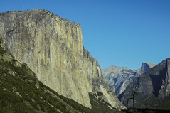Yosemite Valley (phoca2004) Tags: d90 elcapitan granite mariposacounty nationalpark nikon rock tunnelview yosemitenationalpark yosemitevalley sky california unitedstates us mountain mountainside landscape