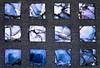 Sidewalk Glass Squares (Orbmiser) Tags: olympus 40150mm f4056 r 43rds em1 mirrorless omd ore portland sidewalk tiles glass squares cracked olympus40150mmf4056r