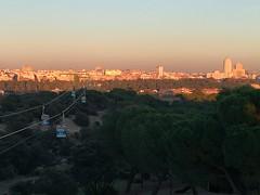 Volando voy (jperancho) Tags: teleférico casadecampo madrid skyline