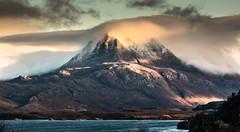Cloud Catcher (ellesmere FNC) Tags: ellesmerefnc scotland scottish highlands torridon gairloch mountains winter landscape hillwalking scenery stunning peaks