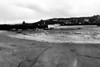 Dog walker in the harbour. (martin.bruntnell) Tags: dogwalker harbour