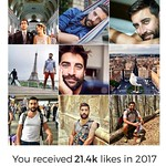 From my Instagram: My work, my travels, me, and me, and me hahhaha December is not over yet but I have my #2017TopNine or #2017bestnine. Thanks to all for this incredible year, and I want to continuing having you in my life for a long time! Thanks! Thanks thumbnail