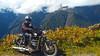 Biking Trip (rajnishjaiswal) Tags: shotoniphone mountain bike biking classic350 ride bikeride rider clouds cloudsonmountain nature beautifulnature