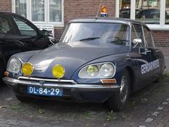 """1969 Citroën DS 20 """"Gendarmerie"""" (harry_nl) Tags: netherlands nederland 2016 breda citroën ds gendarnerie dl8429 sidecode1 import"""