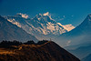 Everest and Lhotse, Nepal (CamelKW) Tags: 2016 everestpanoram nepal everest lhotse
