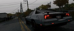 571 | in cinematic - slowmo (Brandon ProjectZ) Tags: watchdogs chicago windy overcast rain car lights trees roads natural lighting cinematic view