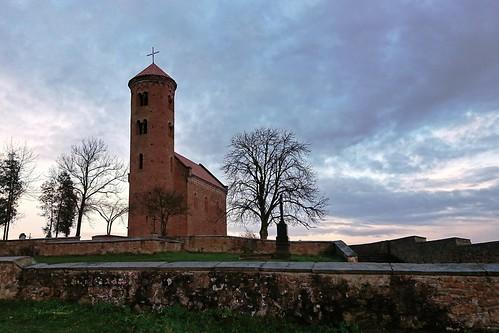 romański Kościół Św. Idziego z 1100 r
