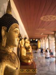 Wat Phra That Doi Suthep , Chiang Mai , Thailand (kkanok403) Tags: olympus em5markii m17mm f18 digital camera watphrathatdoisuthep chiangmai thailand