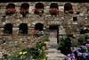 Val d'Aosta - Valle di Gressoney, Perloz: Chemp, la casa del notaio (mariagraziaschiapparelli) Tags: valdaosta valledigressoney montagna mountain monterosa chemp perloz angelobettoni sculture estate allegrisinasceosidiventa