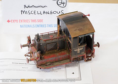 G4 - Kö-1 locomotive - Geoff Warren