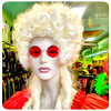 ( WTF , who is Marie Antoinette !? ) (Wandering Dom) Tags: portrait posed4ever people fashion hair wig time life reality dreams being nothingness existence earth multiverse roam wandering