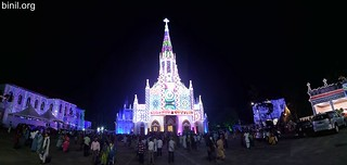 Our Lady of Lourdes Metropolitan Cathedral, Thrissur - 1