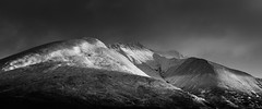 Blencathra (Peter Quinn1) Tags: blencathra monochrome blackandwhite lakedistrict cumbria
