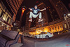 The Sprawl Jump (Rob Moses) Tags: nativeamerican tlingit ojibway gotham man guy dude view storm clouds park citypark canon nikon style selfie selfportrait d800e d800 15mmf28 28 filmcamera calgary alberta canada urban city buildings downtown night flash godox v860ii nikkor yyc metro skyline sky architecture citylife modern beautiful pretty uptown condos lights apartments windows skyscrapers skyscraper nightlife explore bigcity innercity street prime photo photography jump jumping fisheye