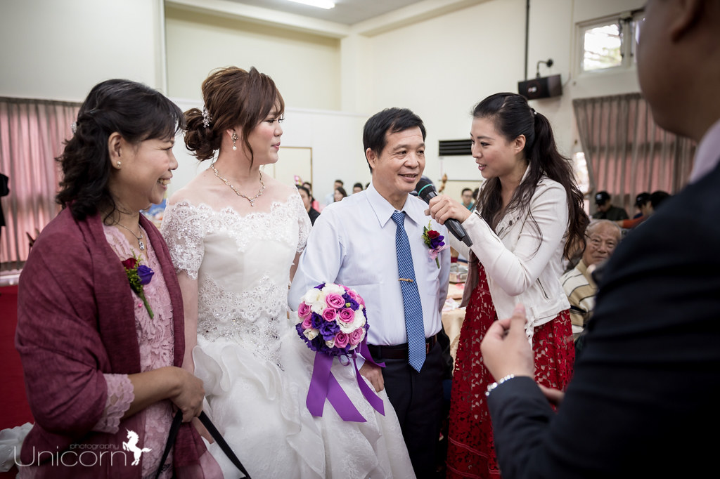 《婚攝一条》俊智 & 碧珊 塗城活動中心