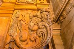 Grandes orgues de Notre-Dame du Havre (jérémydavoine) Tags: cathedral cathédrale cathédralenotredame église églisenotredame architecture lehavre seinemaritime normandie orgue orgues organ monumenthistorique monument unesco