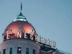 Negresco classic (AlexSupaTramp) Tags: mood pastel sunset dusk frenchriviera