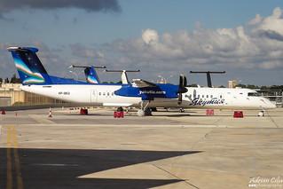 Yakutia Airlines --- De Havilland Canada DHC-8-400 Dash 8 --- VP-BKD